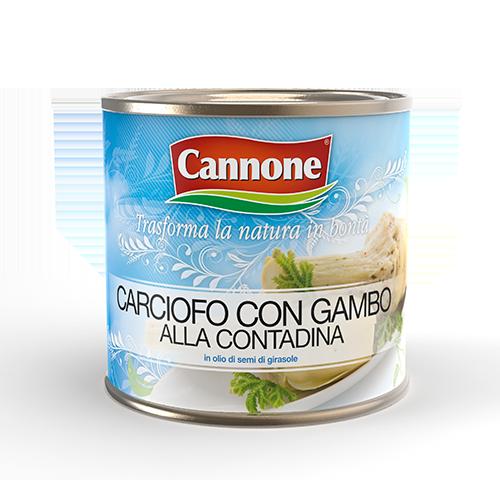 CarciofoGamboContadina-Cannone-Latta-2650g