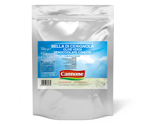 italian food industry in Cerignola